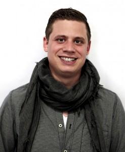 Kassierer, Vorstand vielbunt e.V. Dennis Hochmann