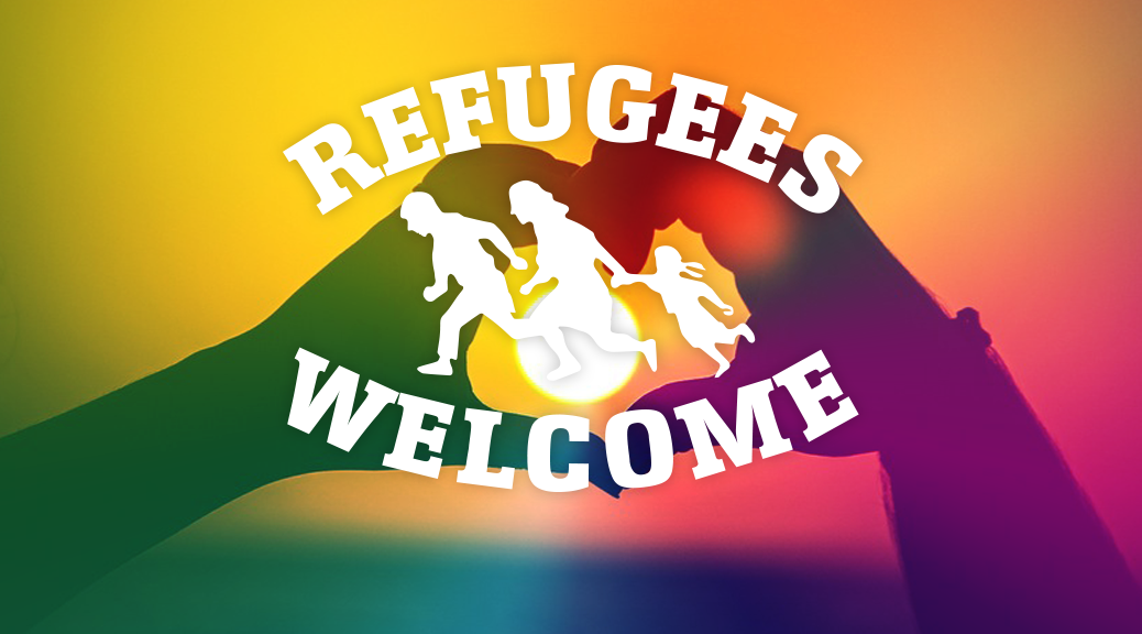 LGBT Refugees Welcome to Darmstadt