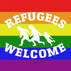 Task Force LGBT refugees