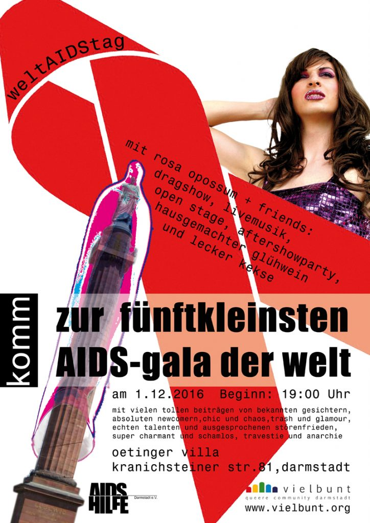 fünftkleinste AIDS-Gala