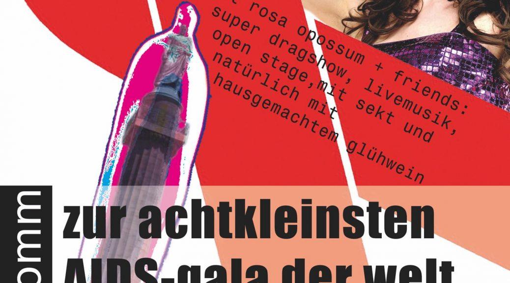 Achtkleinste AIDS-Gala